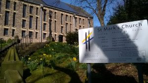 St Marks Church Broomhill